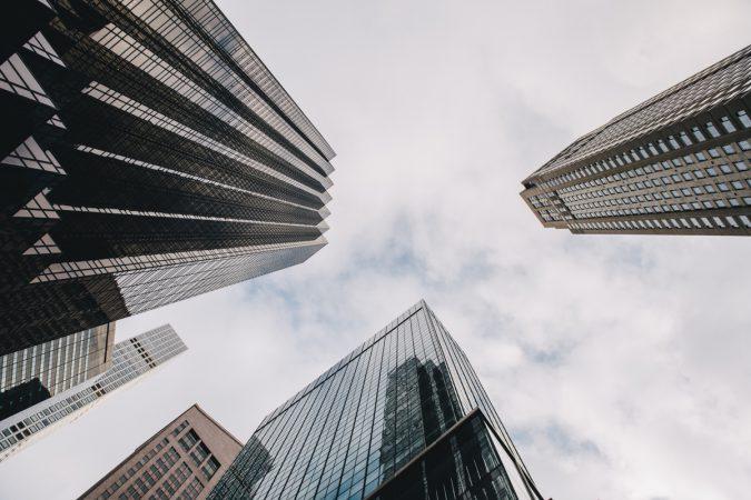 Wolkenkratzer NYC