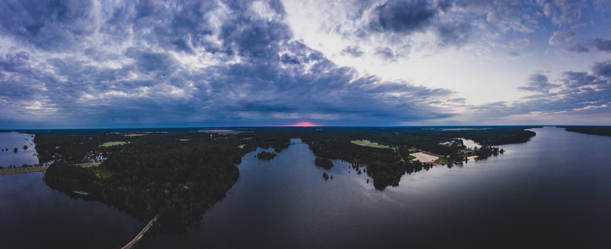Lake Blackshear Sunrise