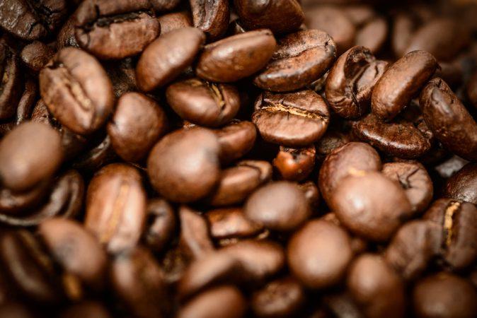 Kaffeebohnen Stilleben