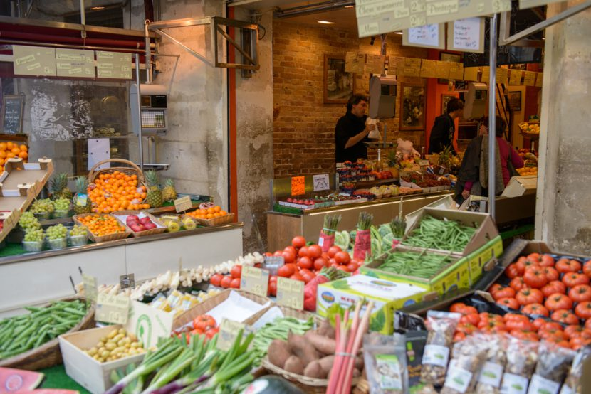 Gemüsehändler