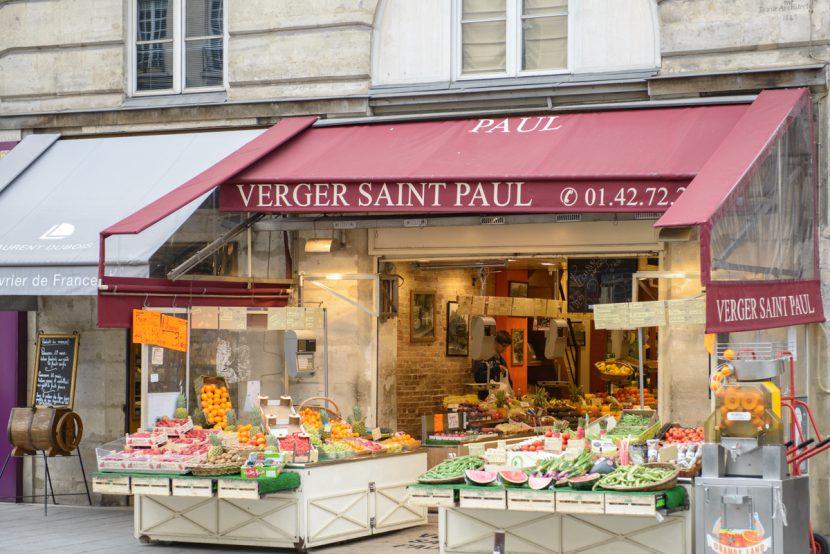 Verger Saint Paul