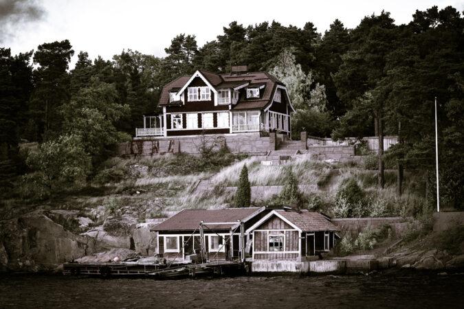 Stockholm Uferhaus