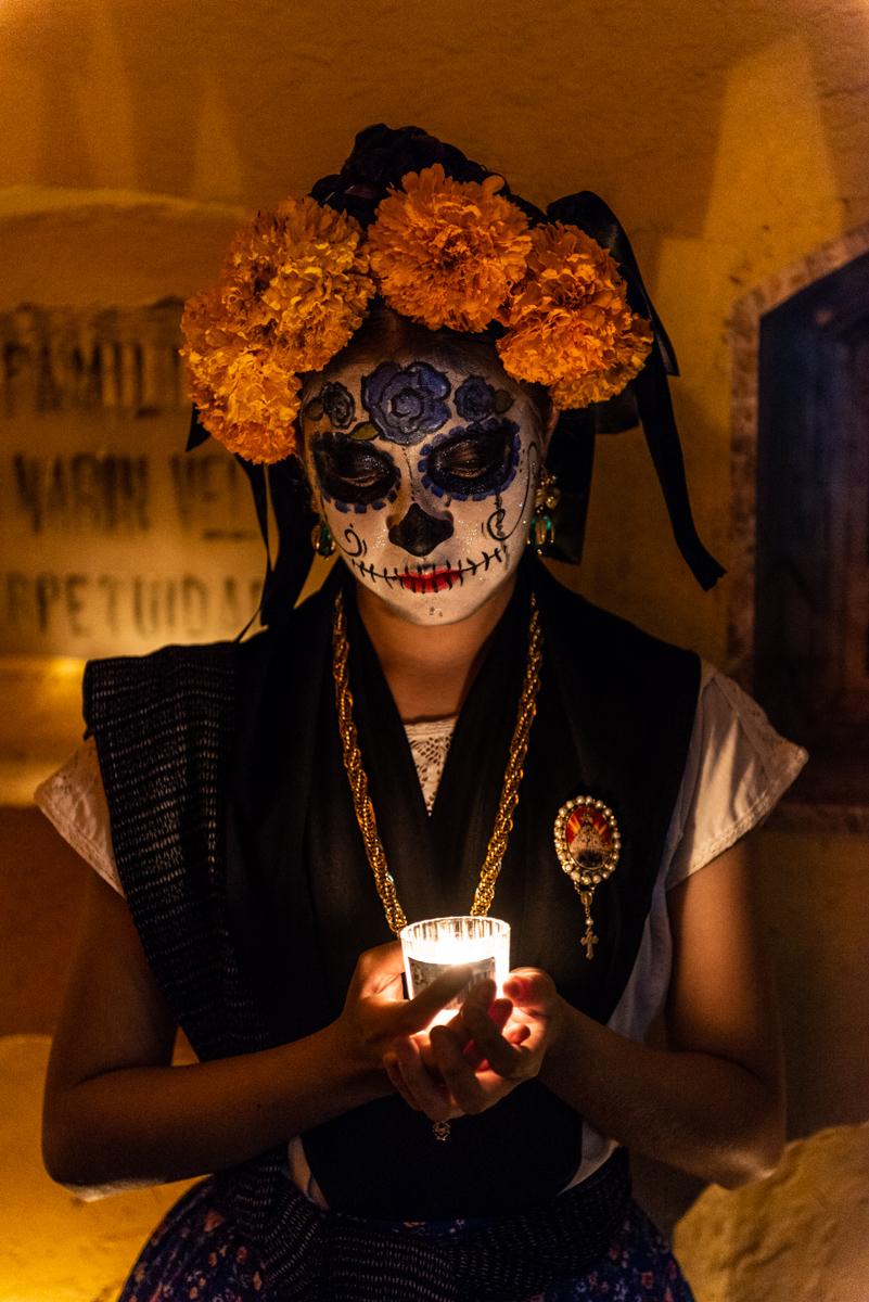 Oaxaca La Catrina
