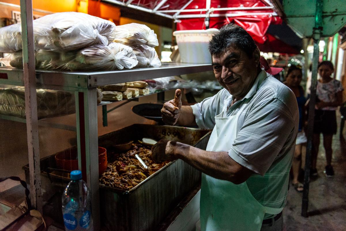 Mexiko Streetfood